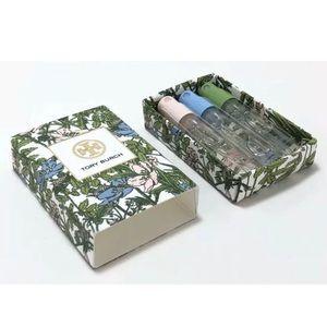 Tory Burch 3 piece fragrance sampler